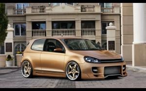 Golf GTI Baguette acheter de l'or