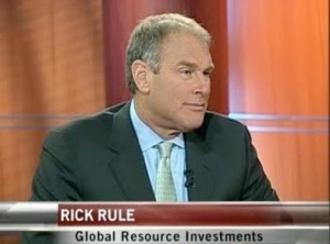 Rick Rule or Sprott