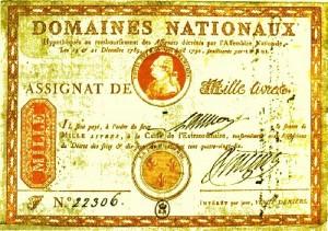 assignat-devise-papier-or