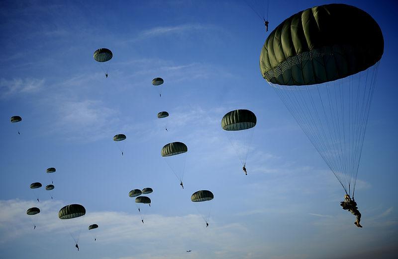 Parachutes-Banquiers