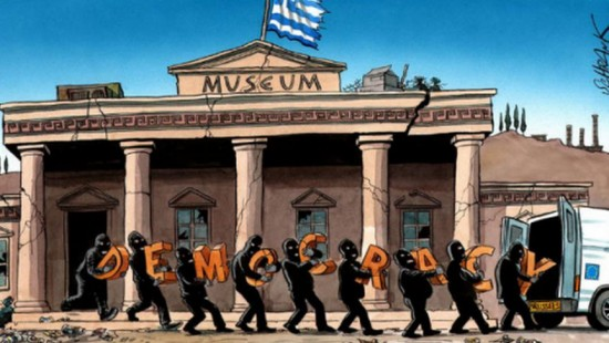 Grece-democracie