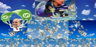 hélicoptère monétaire