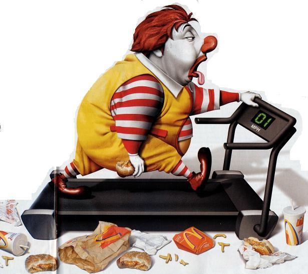 Ronald McDonald's rame