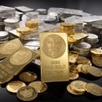 argent et or lingots et pièces