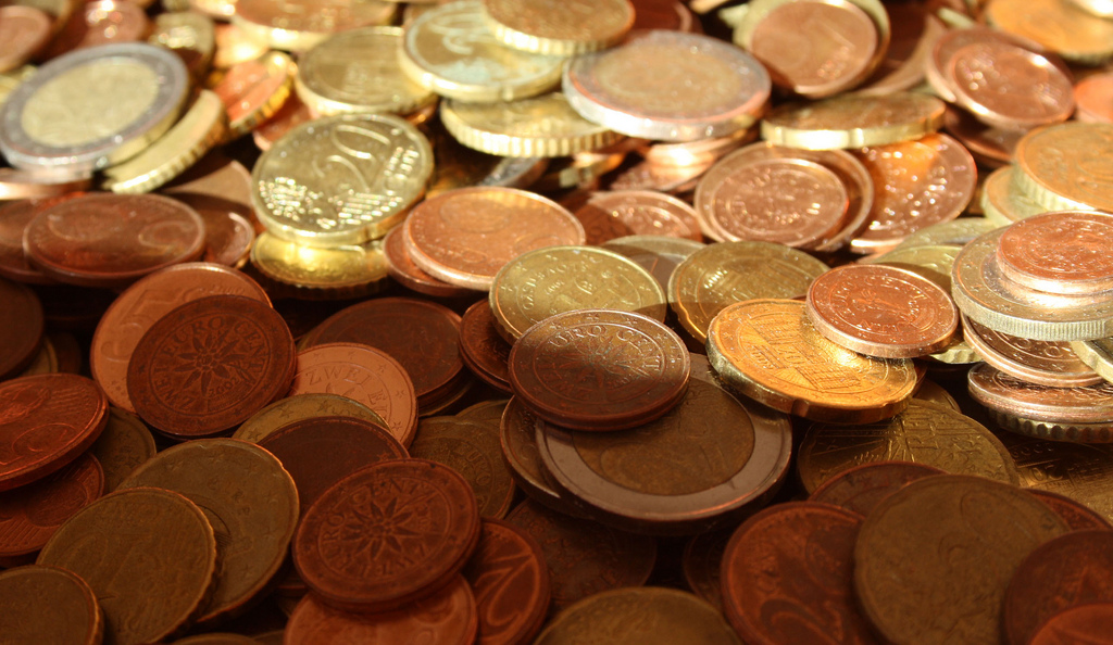 pièces de l'euro