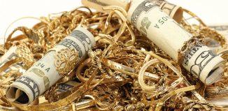 argent liquide et or