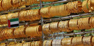 vente d'or à Dubai