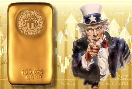 Manipulation de l'or