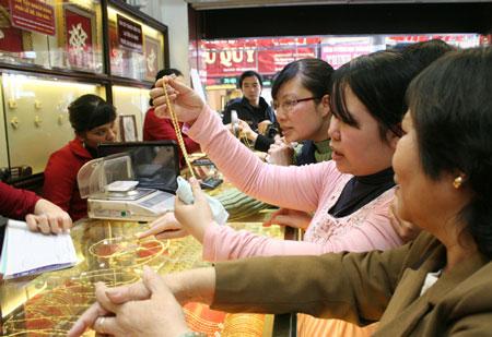 Vietnam cours de l'or