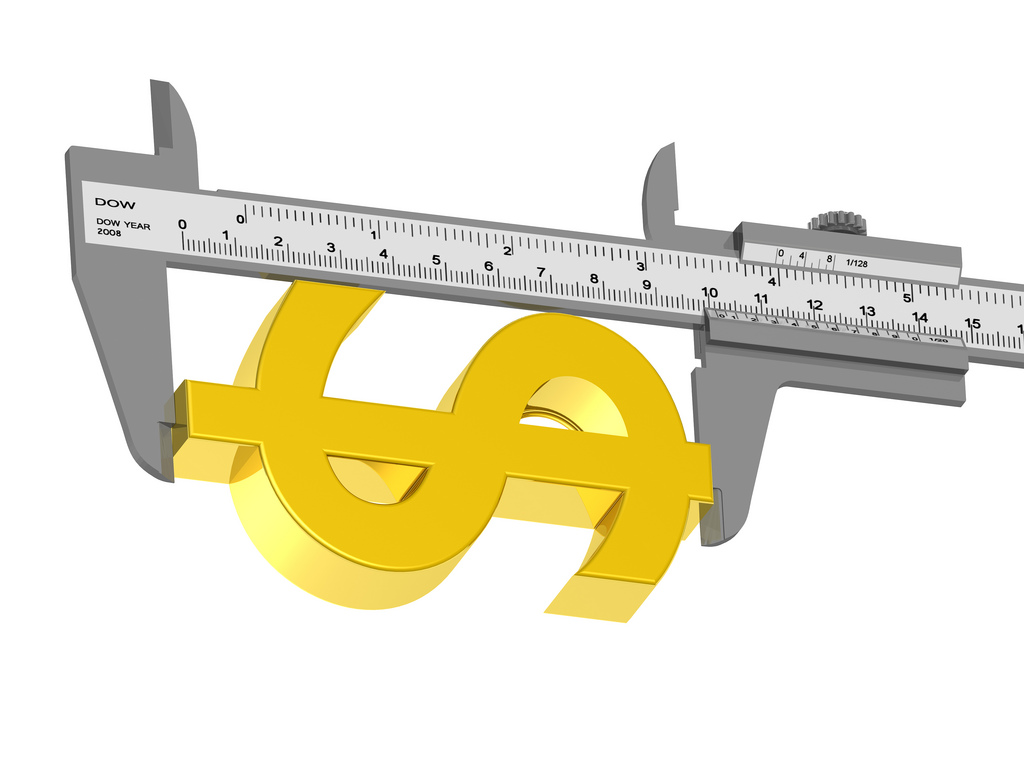 calcul du cours de l'or en dollars
