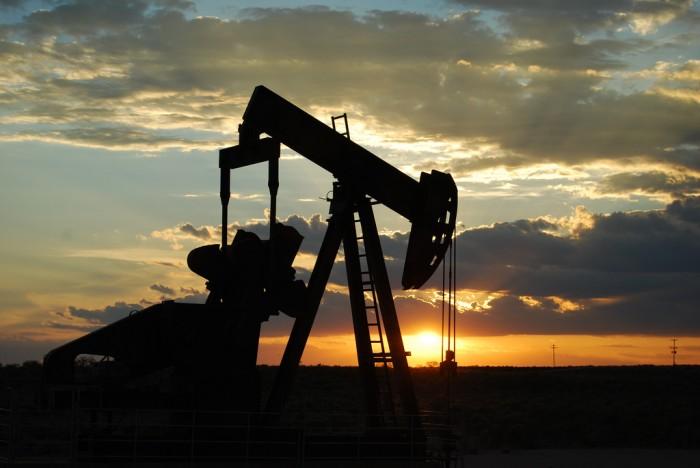 extraction de pétrole au texas