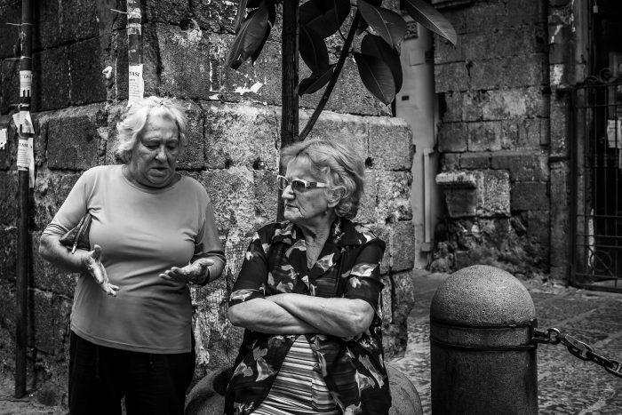 retraités italiens