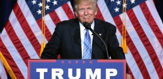 Donald Trump en campagne