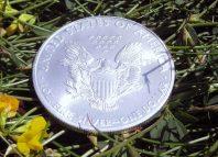 Pièce d'argent Silver Eagle