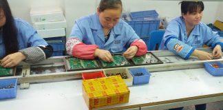 usine en chine