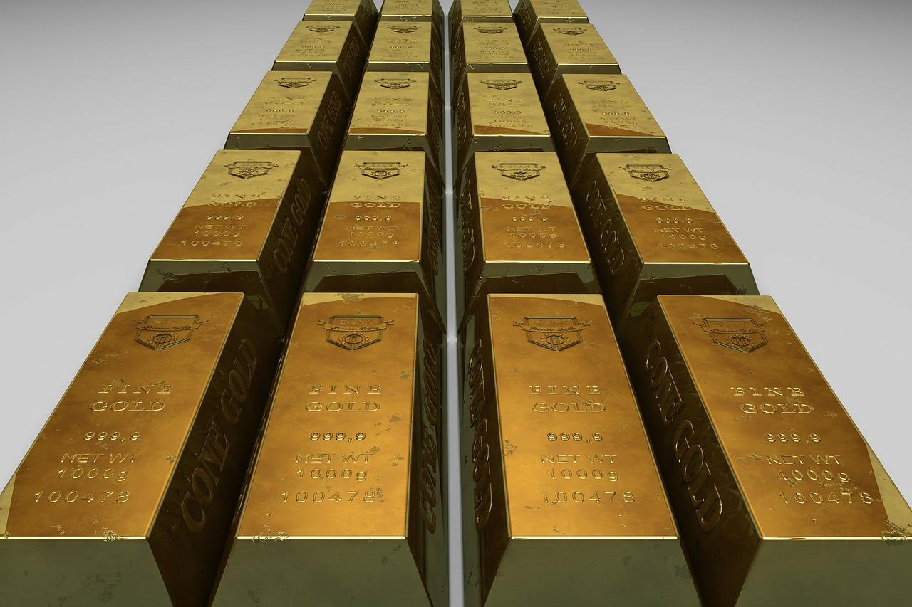 R U00e9serves D U2019or Des Banques Centrales   Les Chiffres Sont Sur U00e9valu U00e9s  En Voici La Preuve