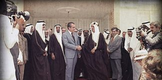 Nixon et les Saoud : voici le petrodollar