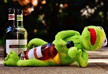 vin de France et Kermit
