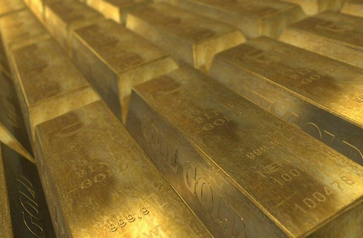 lingots d'or pur