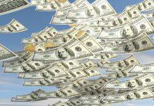 argent tombé du ciel