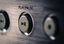bouton pause
