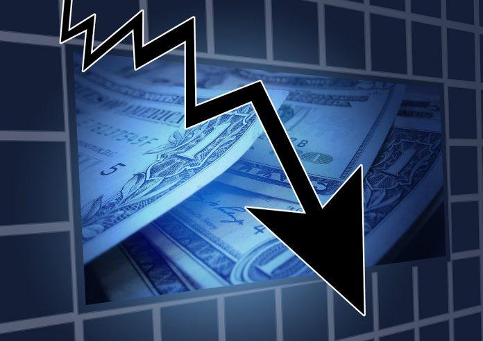 baisse du dollar