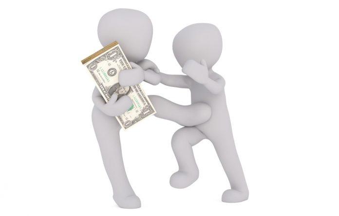 pénurie dollars