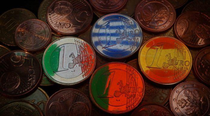 euro et italie