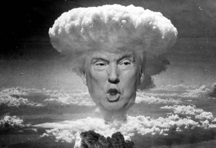 bombe H Trump