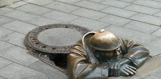 une mine d'or dans les égouts