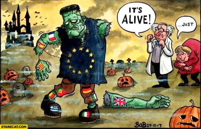 UE frankenstein