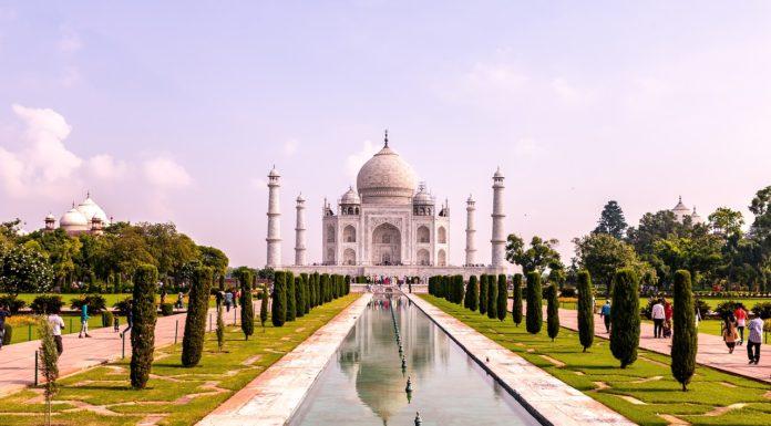 Inde Taj Mahal
