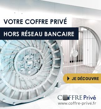Coffre Privé - Coffre hors réseau bancaire