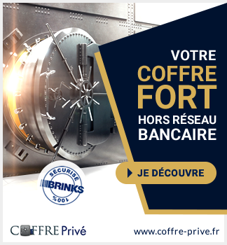 Coffre Privé - Coffre hors réseau bancaire