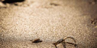 or trouvé sur une plage