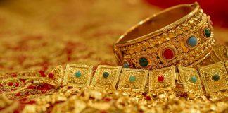 bijoux en or Egypte